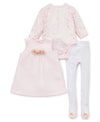 Twinkle Star 3-Piece Jumper Set