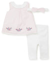 Dream Garden Pant Set - Little Me