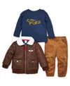 Aviator Jacket Set - Little Me