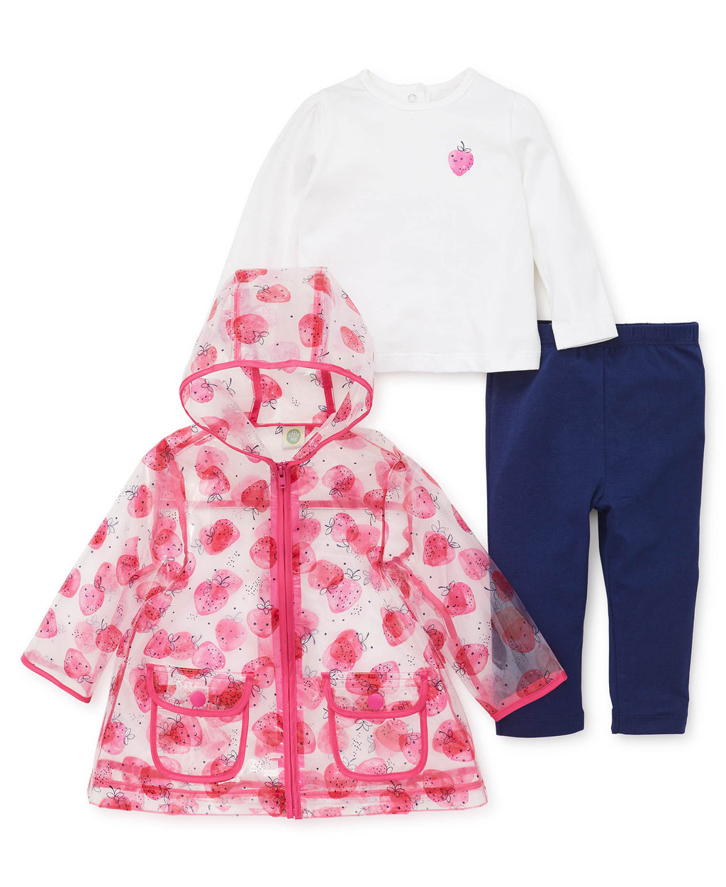 Strawberry Jacket Set
