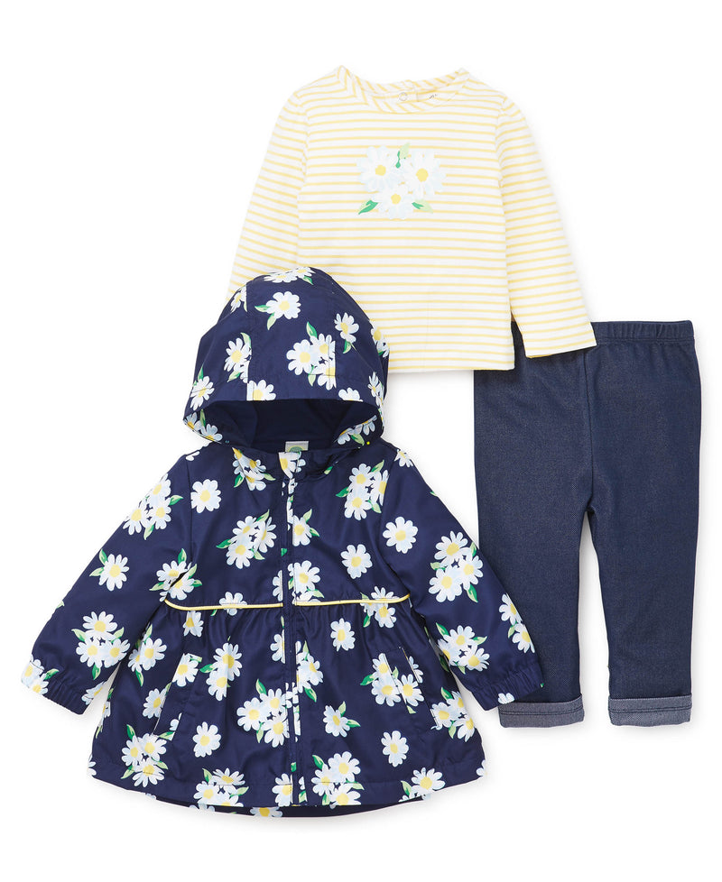 Daisy Jacket Set - Little Me