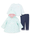 Dot Toddler Jacket Set - Little Me