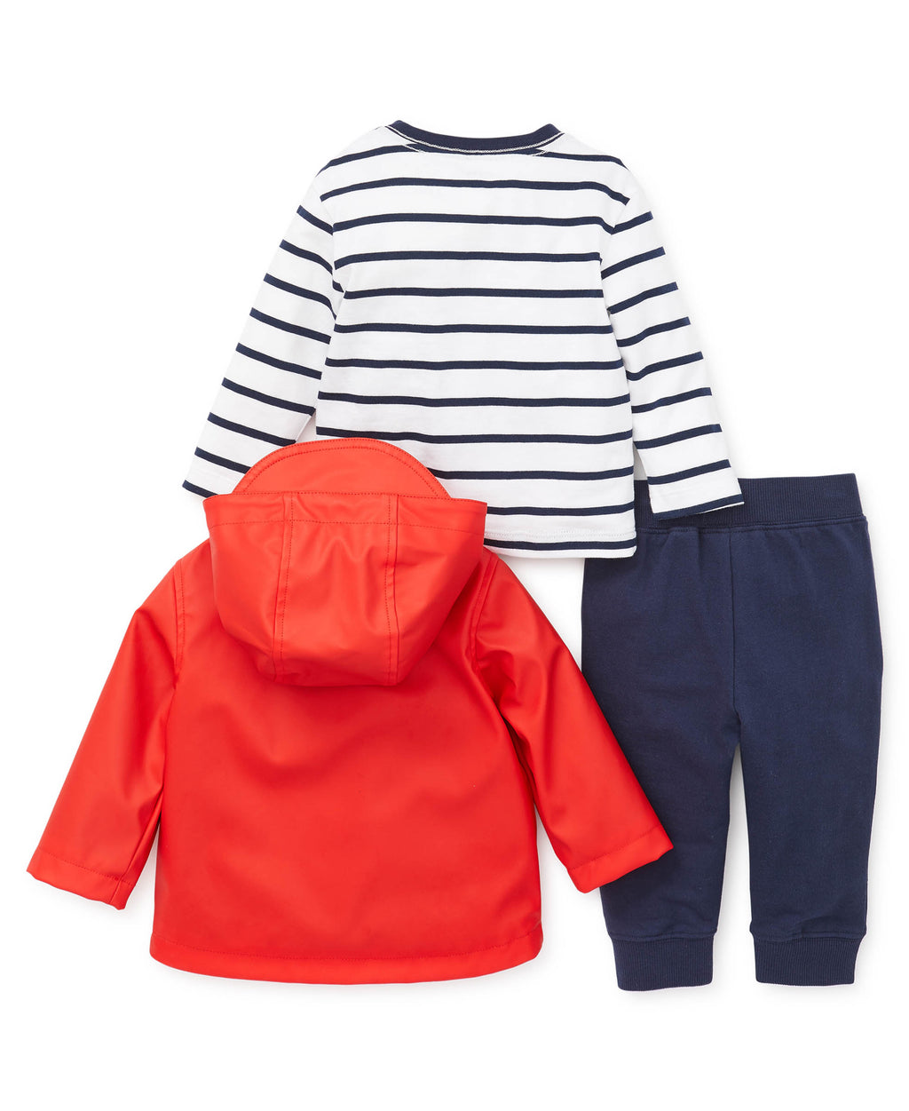 Red Toddler Jacket Set