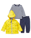 Yellow Toddler Jacket Set - Little Me