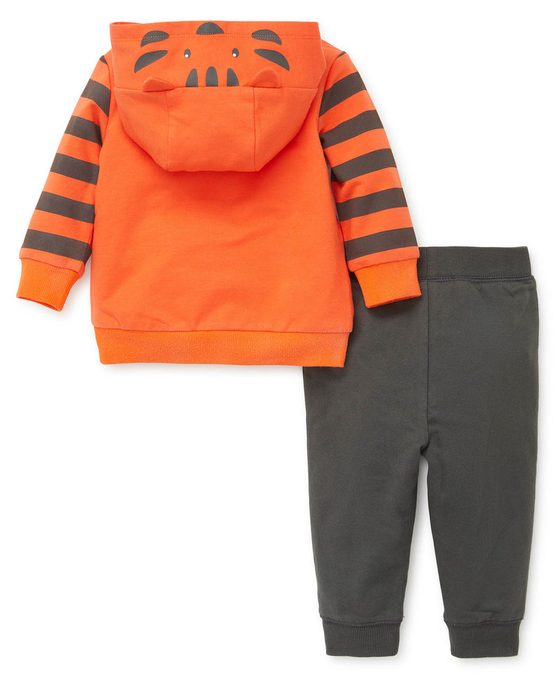 Tiger Toddler Sweatshirt and Pants - Little Me