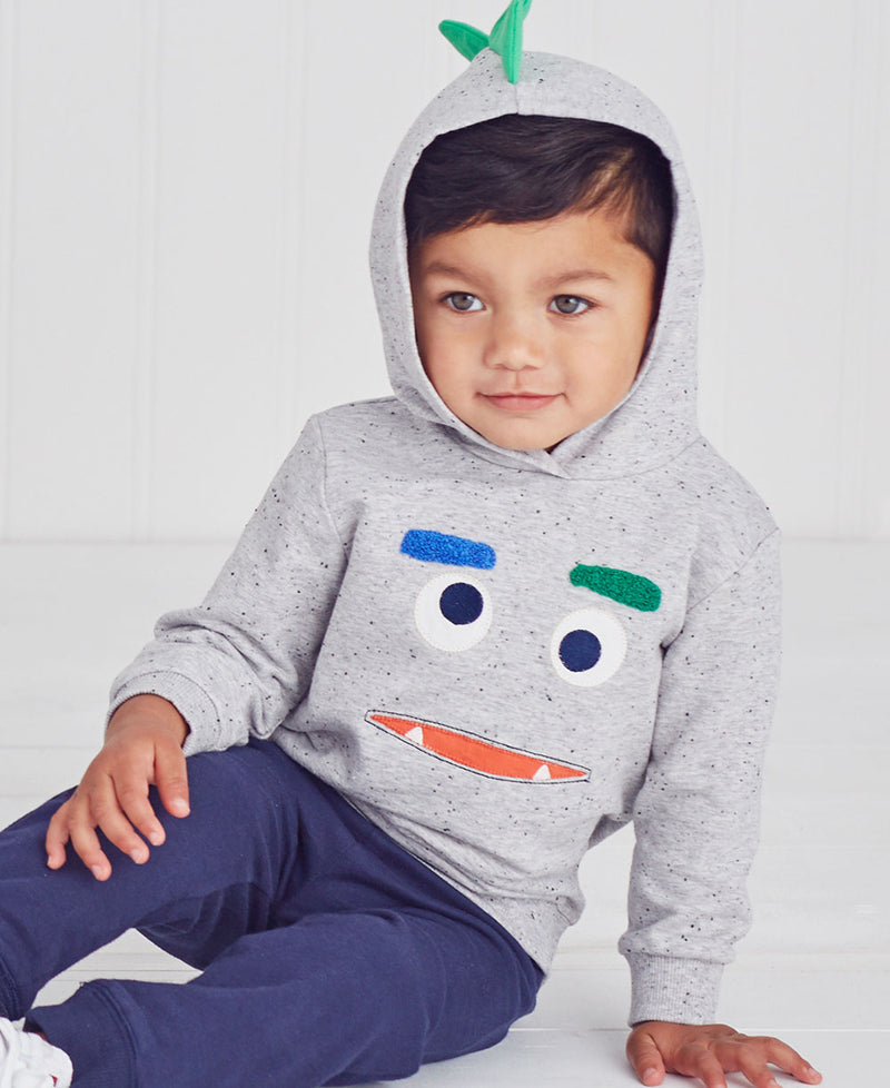 Monster Toddler Sweatshirt and Pants - Little Me