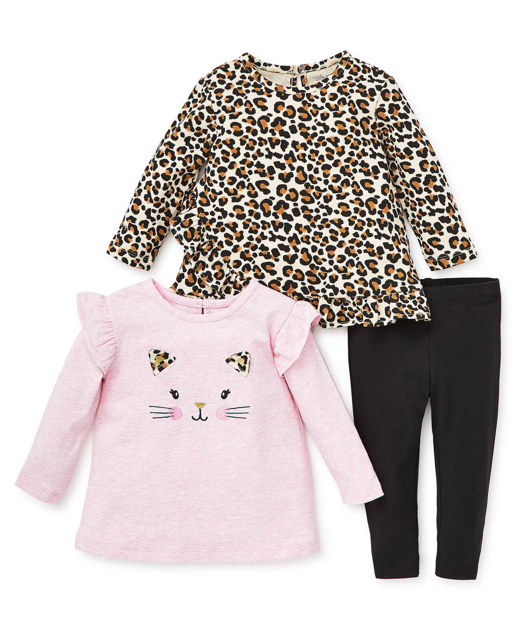 Kitten Tunic Set