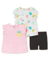 Pineapple 3-Piece Play Set - Little Me