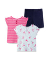 Flamingo 3-Piece Play Set