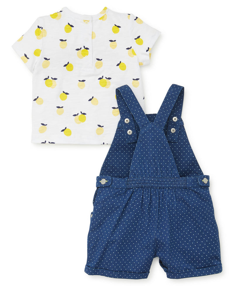 Lemon Romper Set - Little Me