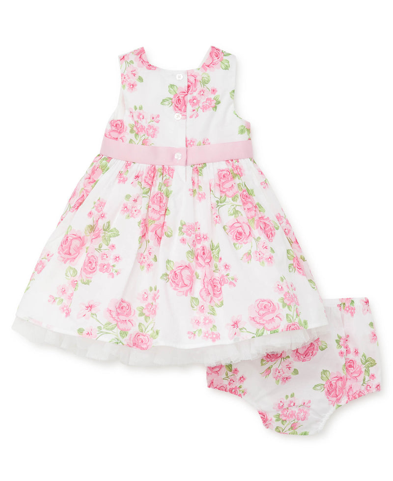 Roses Dress - Little Me
