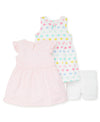 Hearts 2-Pack Dresses - Little Me