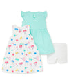 Cherry 2-Pack Toddler Dresses - Little Me