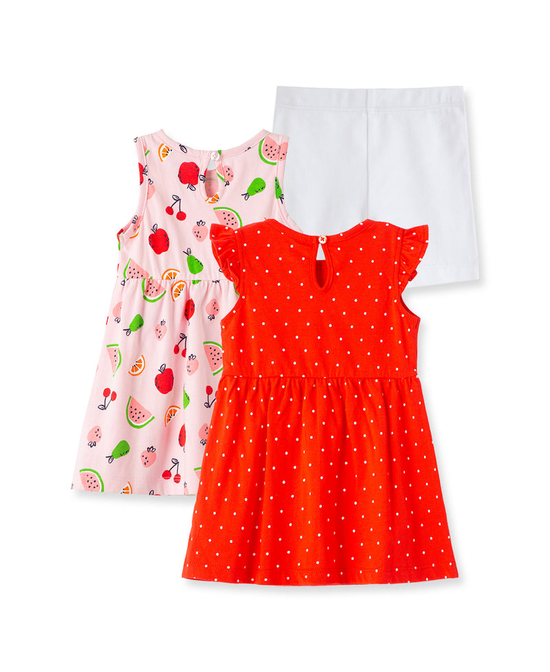 Fruit 2-Pack Dress Set