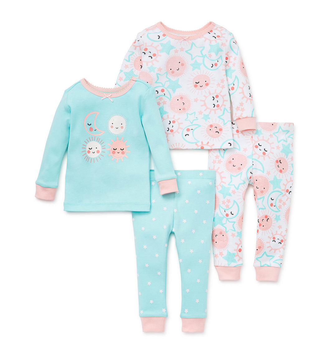 Day & Night Toddler Pajama Set
