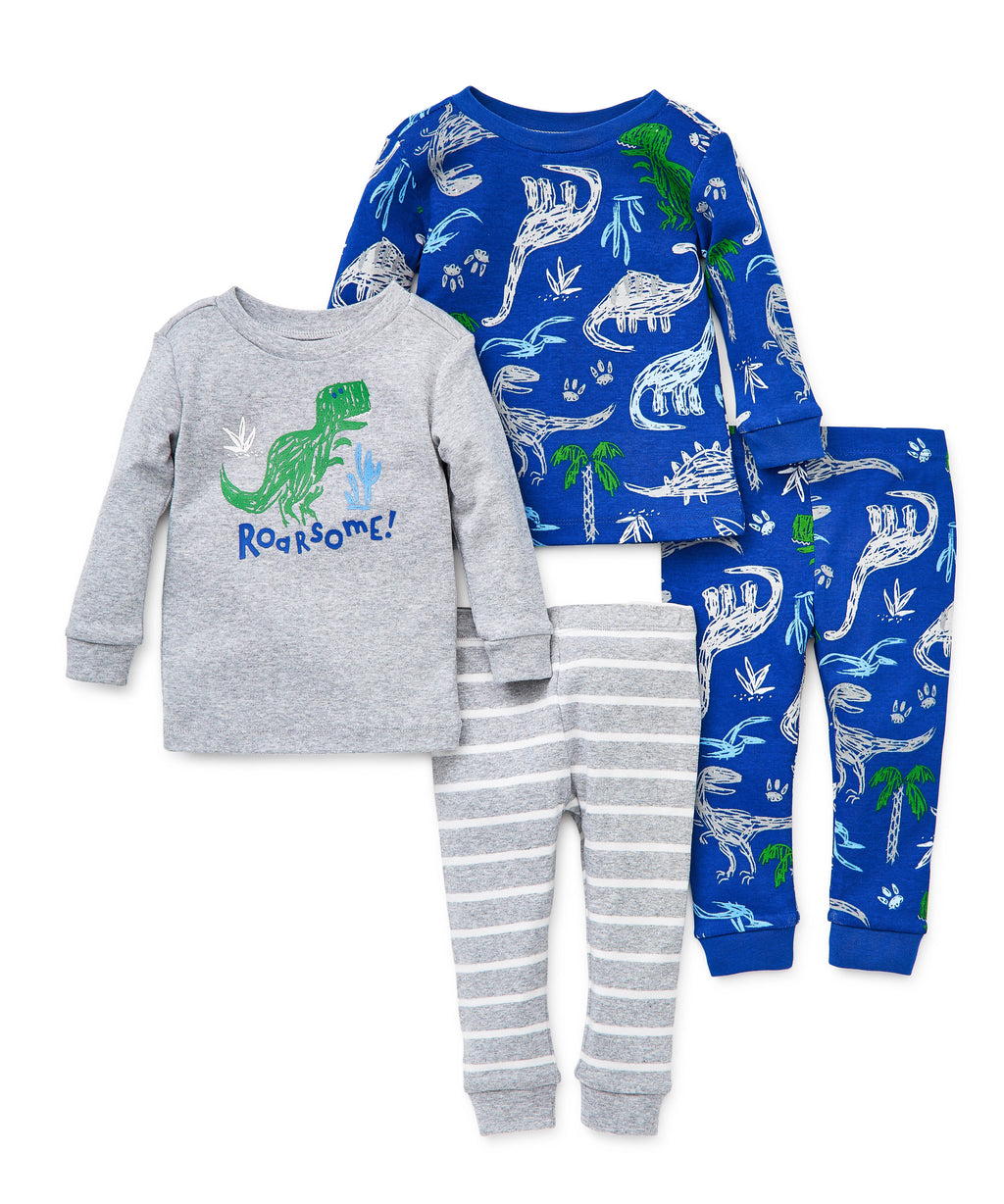 Dino Toddler Pajama Set
