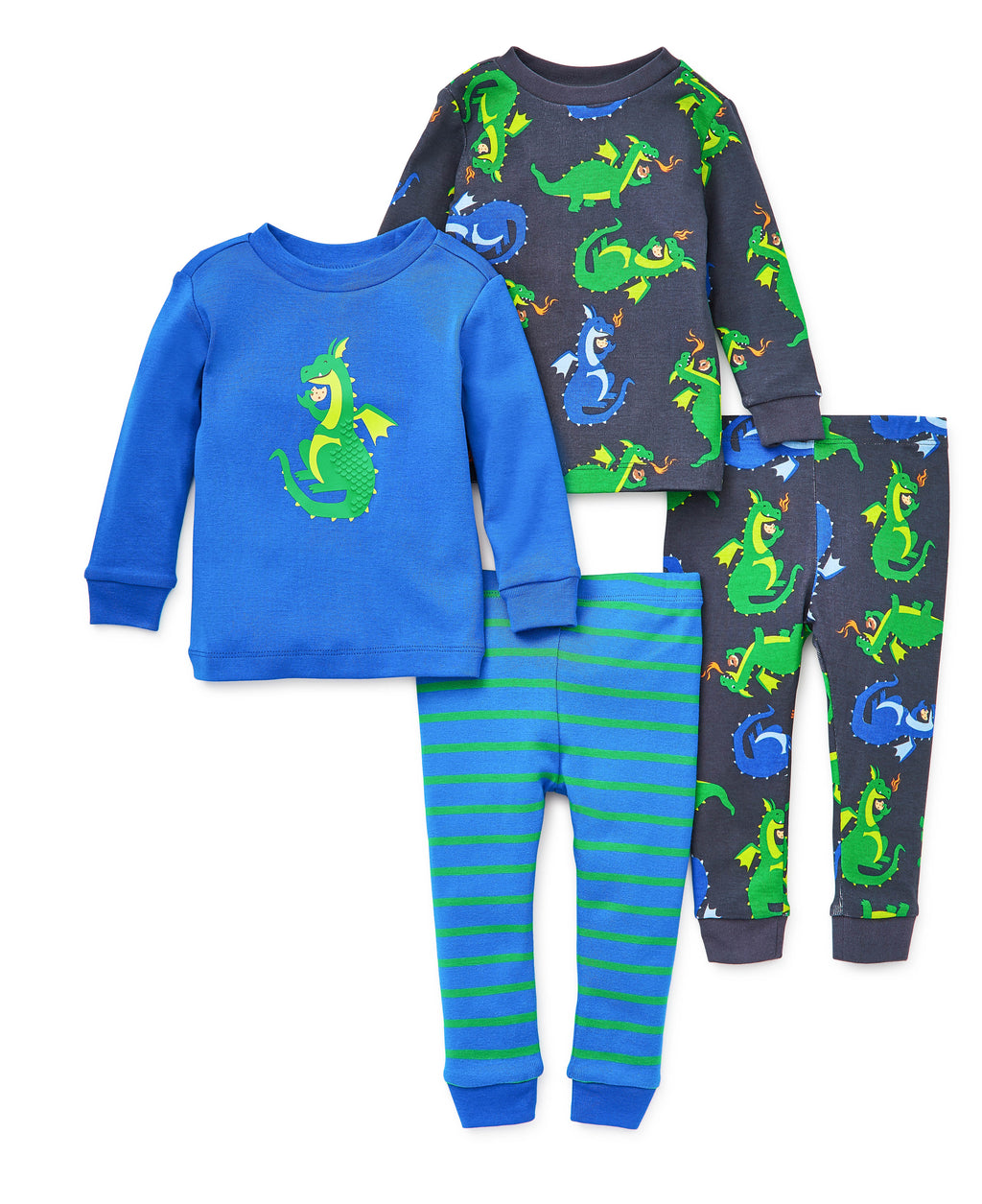 Dragons Toddler Pajama Set