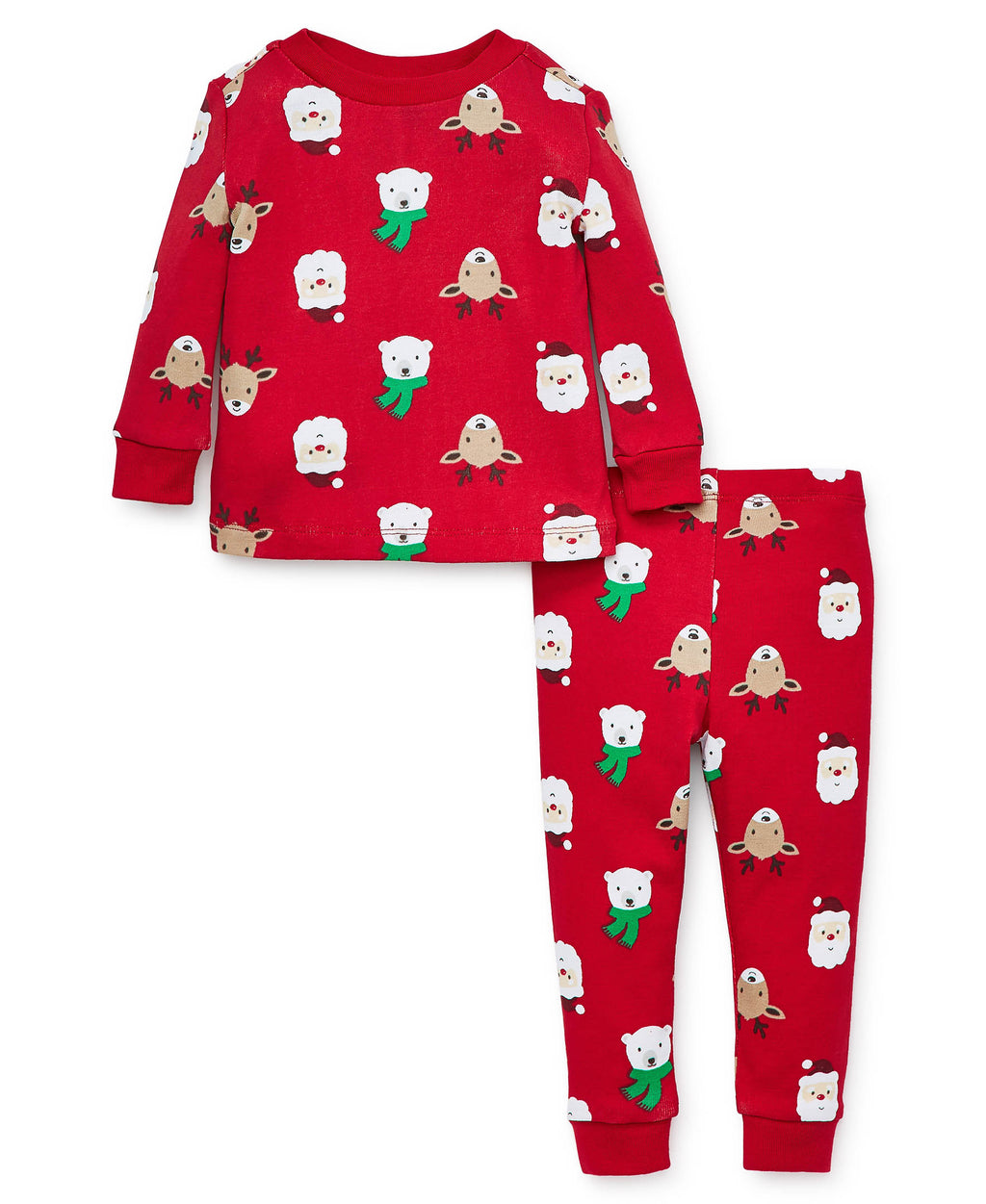 Holiday Friends Pajama Set