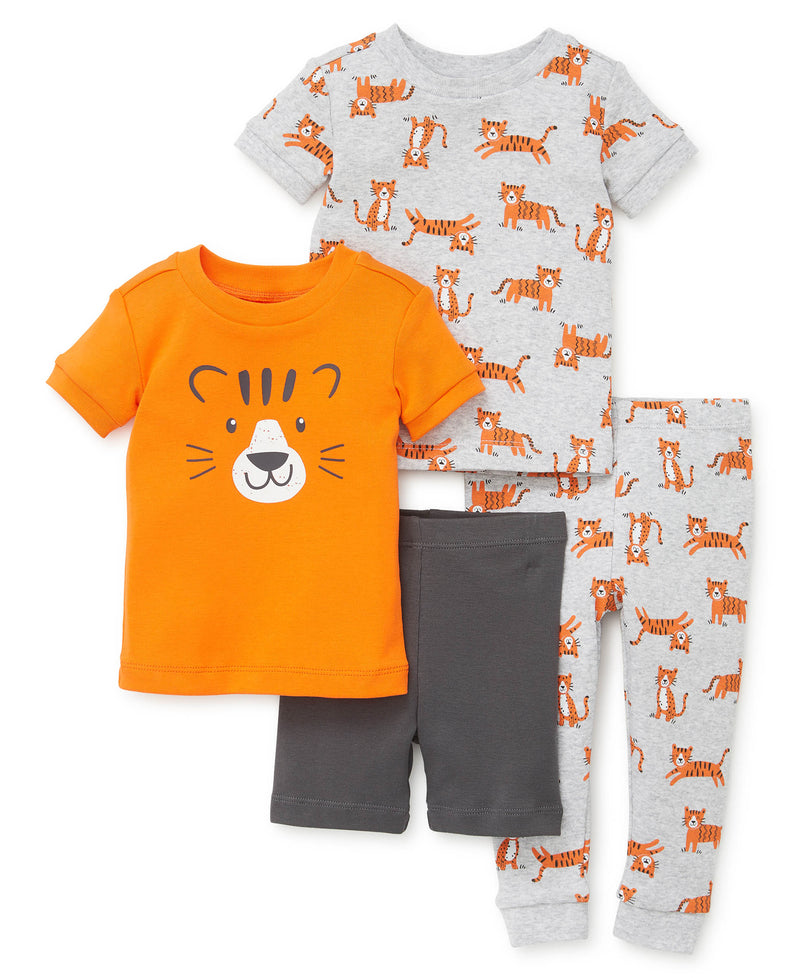 Tiger Toddler Pajama Set - Little Me