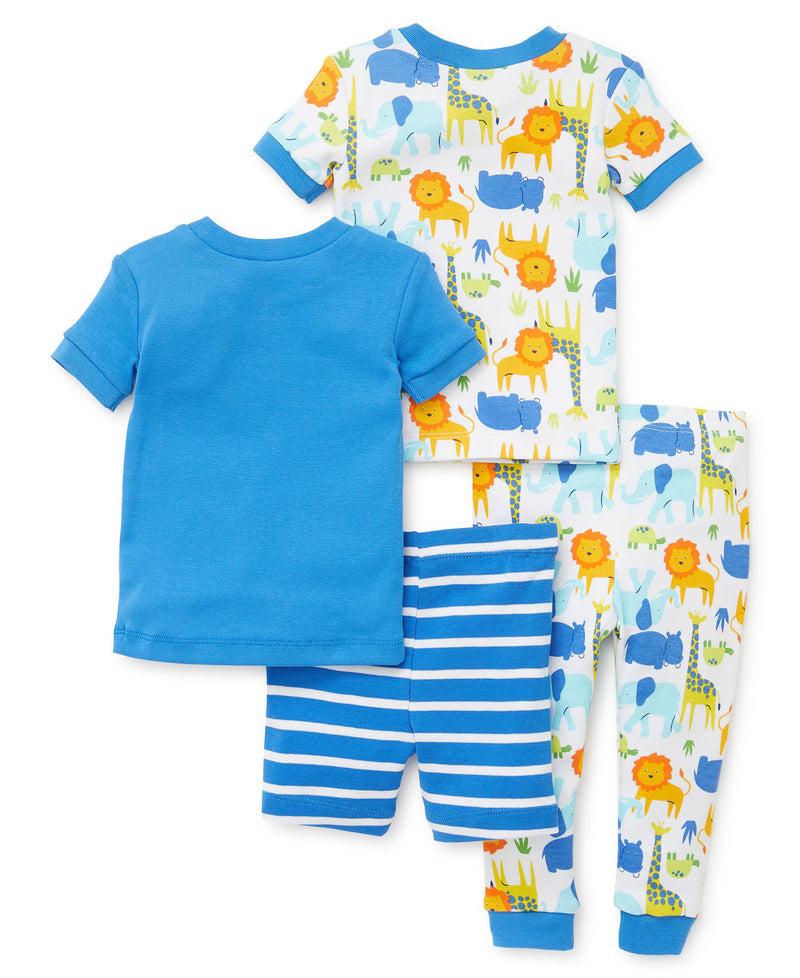 Safari Toddler Pajama Set - Little Me