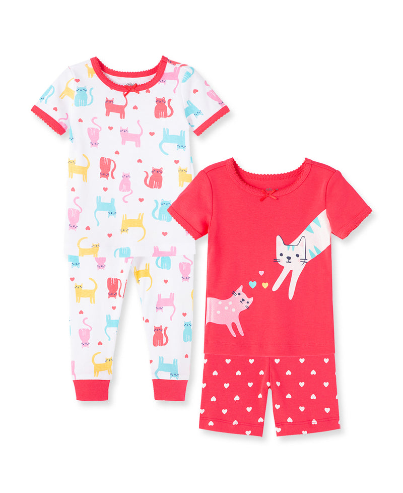 Kitty Pajama Set