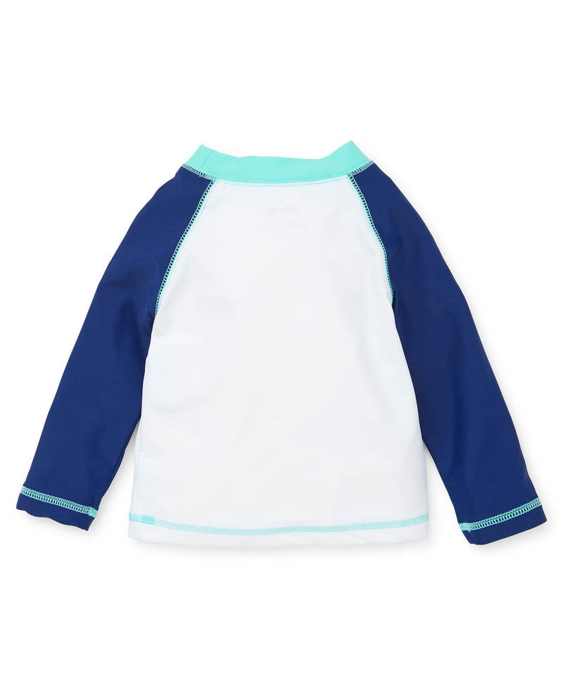 Whale Rashguard - Little Me