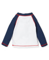 Sailboat Rashguard - Little Me
