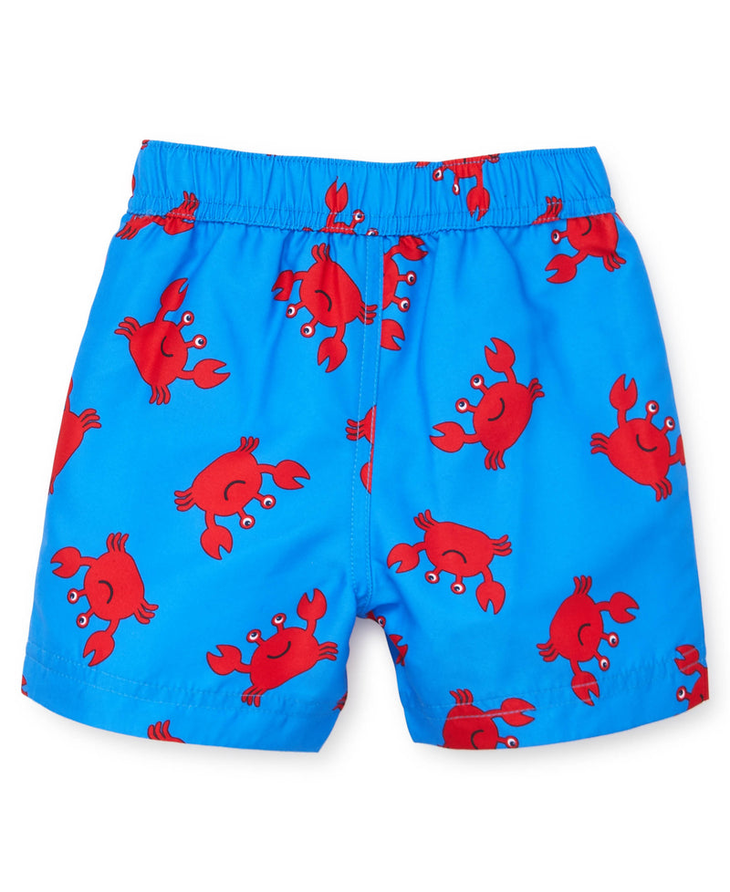 Crab Swim Trunks - Little Me