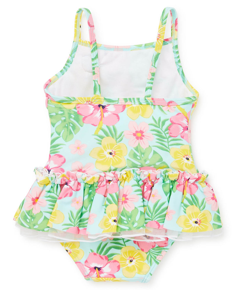 Tropical Toddler Swimsuit - Little Me