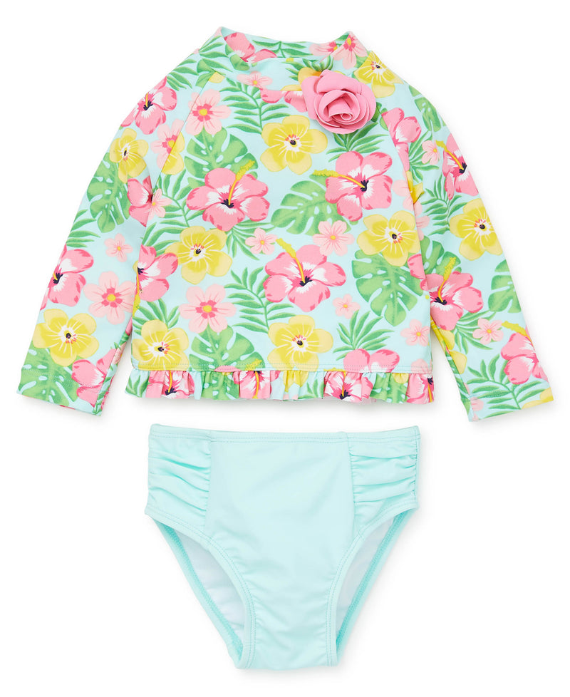 Tropical Rashguard Set - Little Me