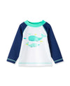 Whale Long Sleeve Rashguard
