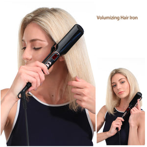 Wholesale manufacturer Hair Crimper Irons  Hair Volumizing Iron