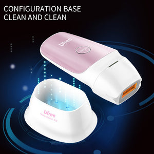 IPL Permanent Hair Removal Device with Ice Cooling Functions