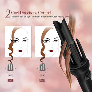 Automatic Hair Curler  Auto Curling Iron Spin Curling Wand