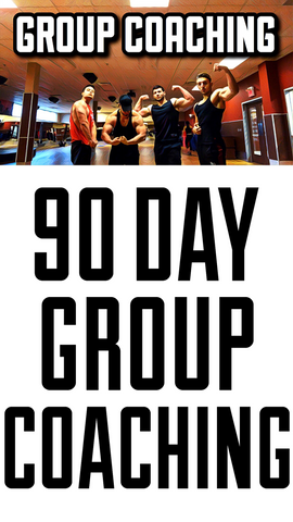 90 Day Group Coaching