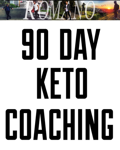 90 Day Ketogenic Diet Coaching