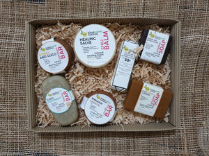 Kind Earth Bath and Body Family Kit - Kind Earth Ph Naturals