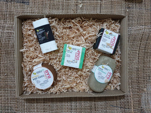 Pamper Him Kit by Kind Earth Naturals - Kind Earth Ph Naturals