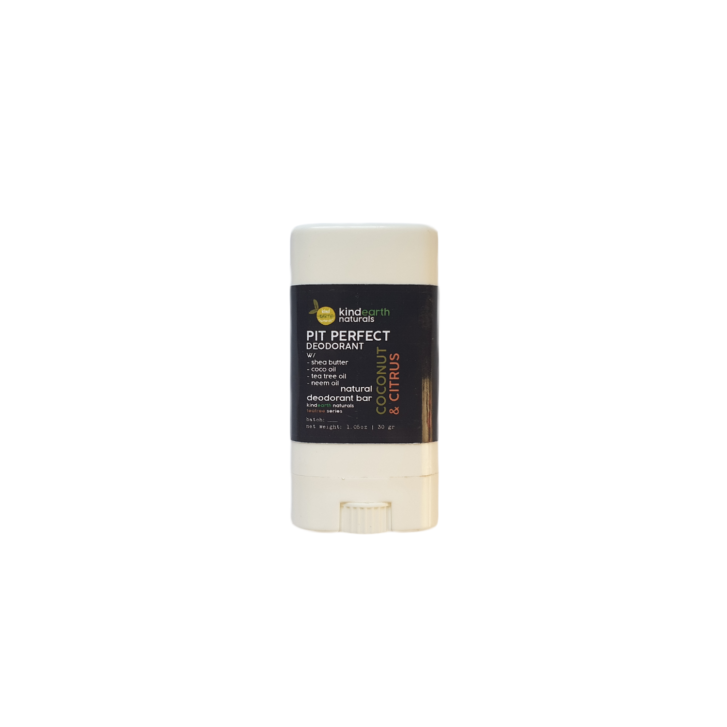 Pit Perfect Deodorant by KindEarth Naturals - Kind Earth Ph Naturals