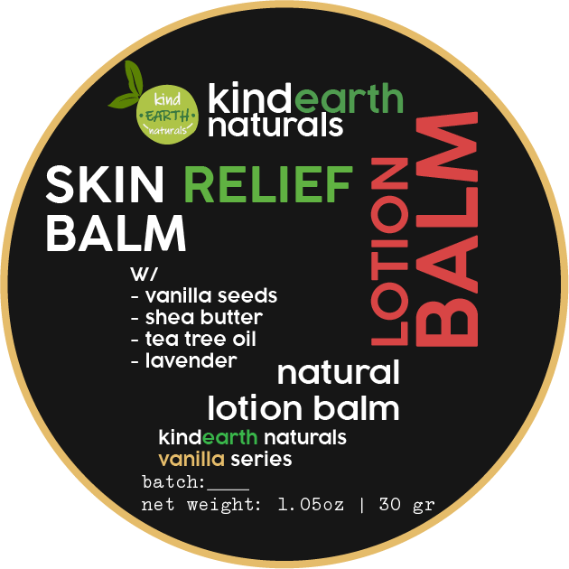 Skin Relief Balm - Kind Earth Ph Naturals