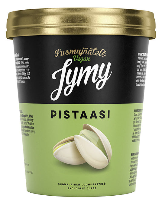 Jymy pistaasi 500ml luomu