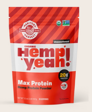 Load image into Gallery viewer, Hemp Yeah! Max Protein Unsweetened - 32 Oz by Manitoba Harvest