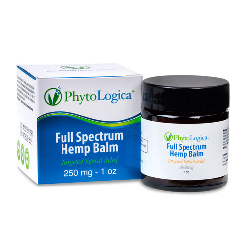 Full Spectrum Hemp Balm 250mg - 1 Oz by Phyto Logica