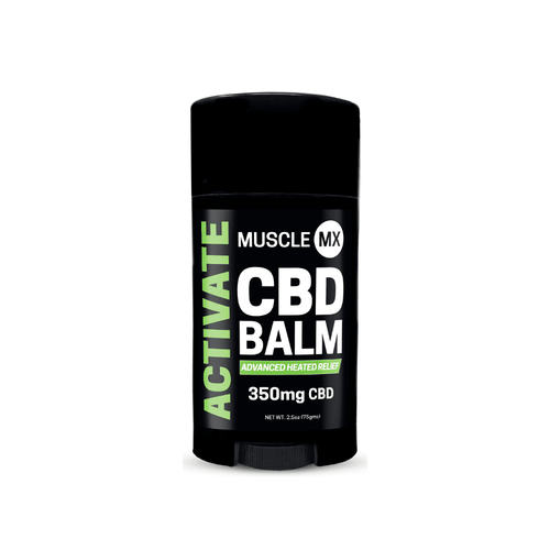 Activate CBD Heating Balm - 2.5 Oz by Muscle MX