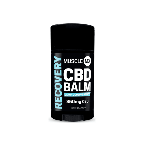 Recovery CBD Cooling Balm - 2.5 Oz by Muscle MX