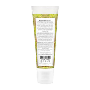 Hand Cream Indian Hemp & Haiten Vetiver - 4 Oz by Nubian Heritage - back