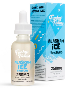 Alaskan Ice Tincture 250mg - 30 ml by Funky Farms