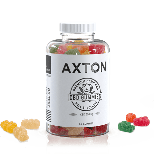 CBD Gummies - 60 Count by Axton