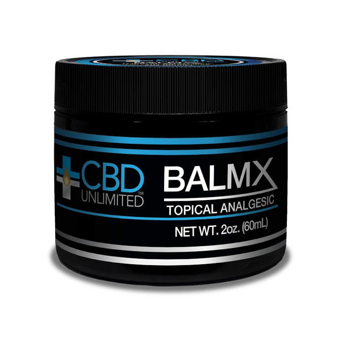 CBD Balmx Topical - 2 Oz by CBD Unlimited
