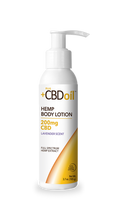 Load image into Gallery viewer, CBD Lotion Gold Formula 200mg Lavender - 3.7 Oz by Plus CBD oil